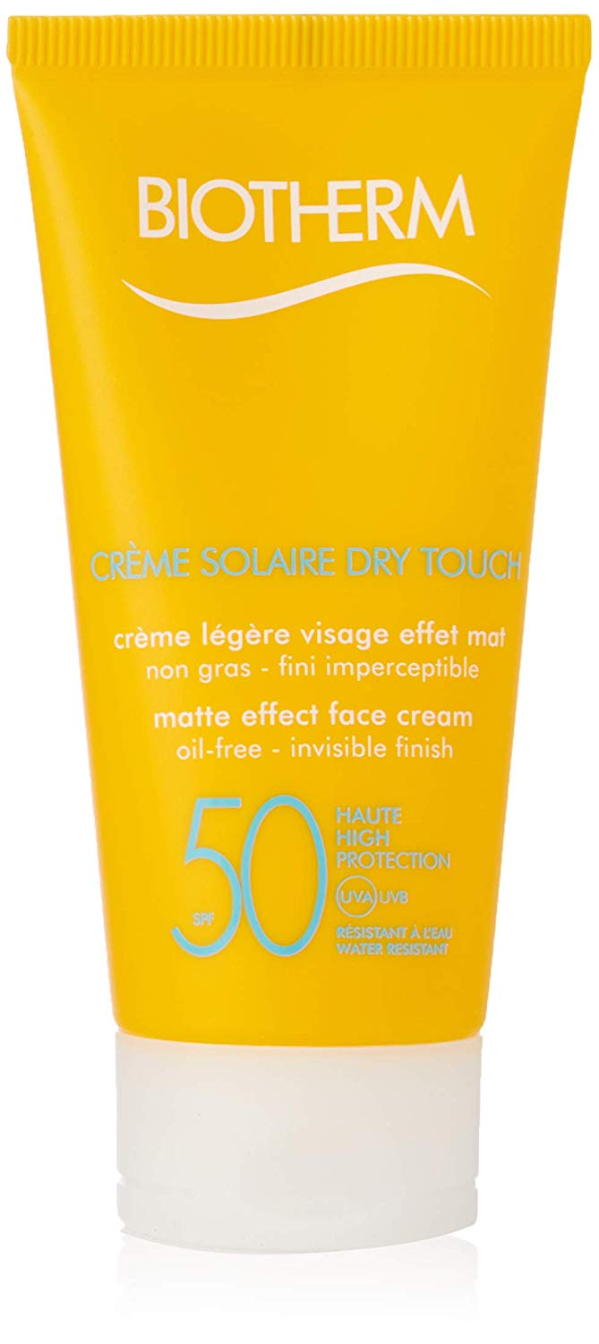Crème Solaire Biotherm Dry Touch SPF50