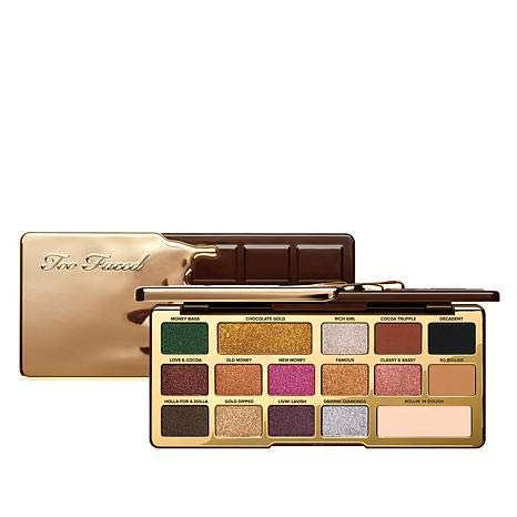 pallette Too Faced Chocolat Gold